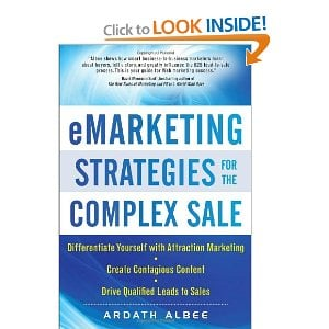 B2B Books eMarketing for the Complex Sale