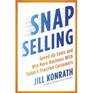 B2B Books SNAP Selling