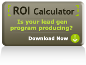 Lead Gen ROI Calculator