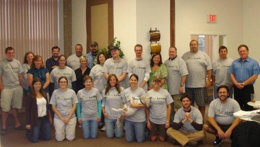 Green Leads Company Photo 2010 09 30
