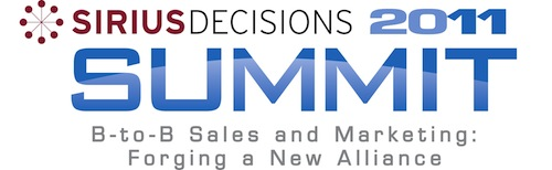 Sirius Decisions Summit Logo